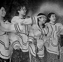 Canadian Inuit students